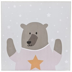 Image of FORM Living Plakat med Ramme Bear One Size (1317776)