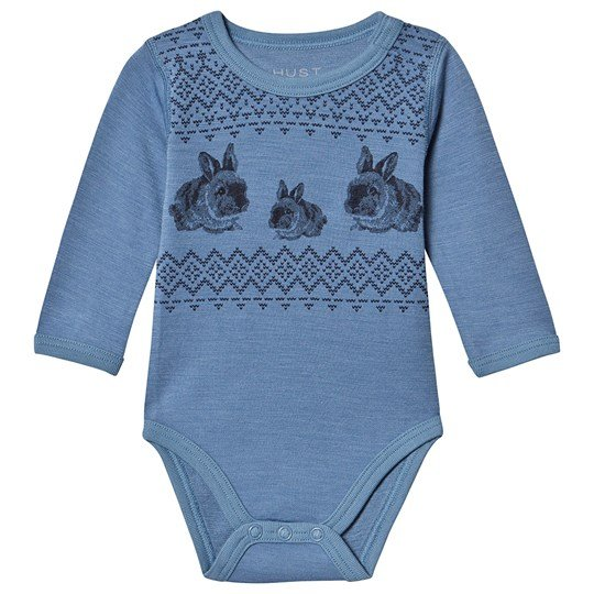 Hust&Claire Baloo Baby Body Blue Glass Blue glass