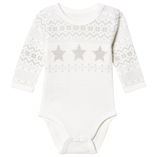 Hust&Claire Bo Baby Body Off White Off white