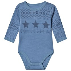 Hust&Claire Bo Babybody Blue glass