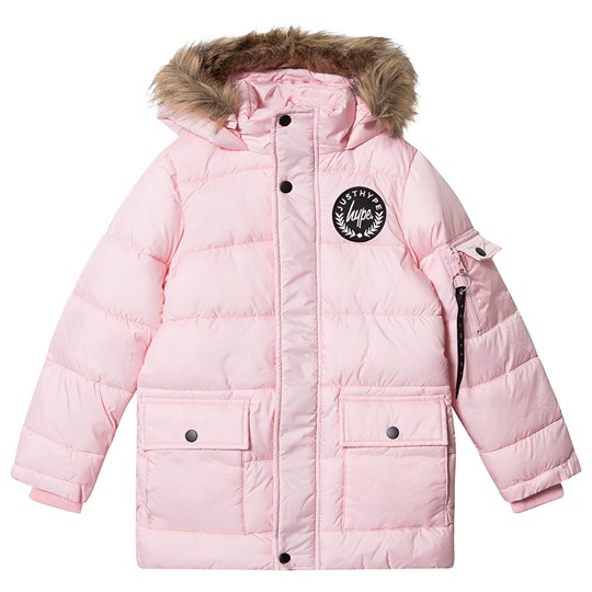 Hype Explorer Jacket Pink Pink