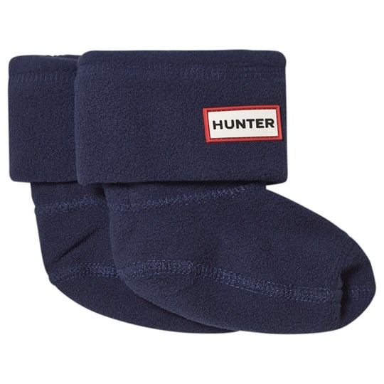 Hunter Kids Boot Socks Navy Navy