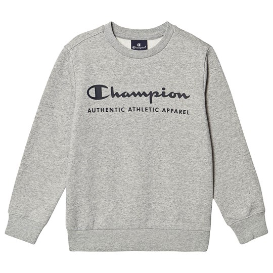 Champion Branded Fleece Sweater Grey OXGM