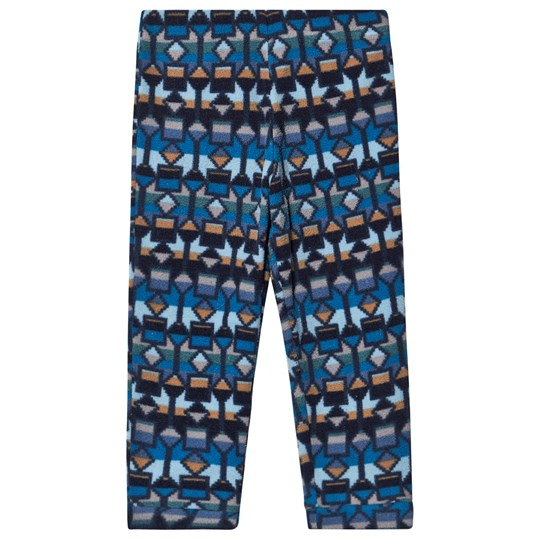 Patagonia Printed Baby Micro D Fleece Pants CMBB
