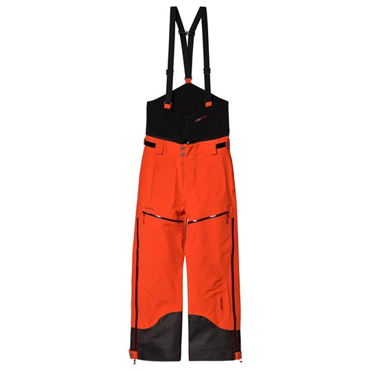 Isbjörn Of Sweden Expedition Ski Pants Red Red