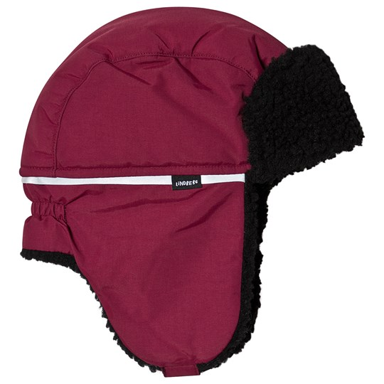 Lindberg Oxford Hat Beet Red Beet Red