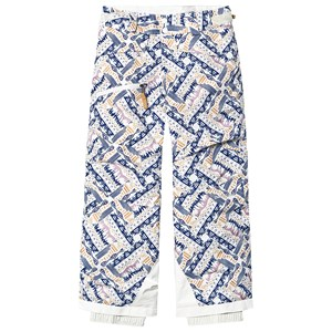 Image of Patagonia Printed Snow Pants Salopettes L (12 years) (1378948)