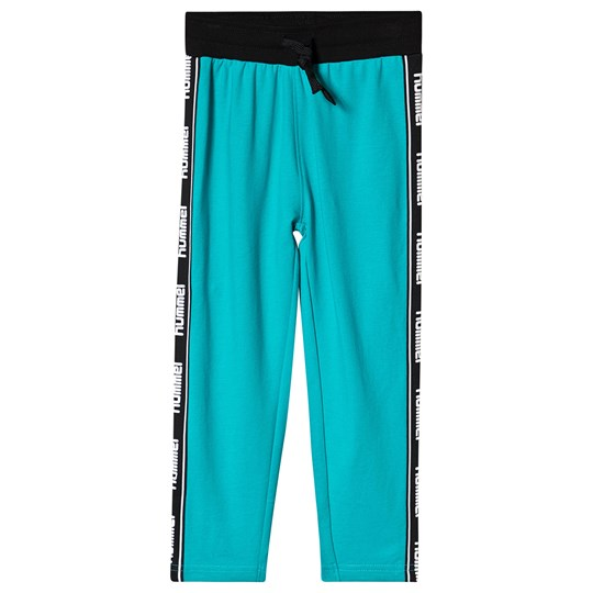 Hummel Andres Sweatpants Lake Blue LAKE BLUE