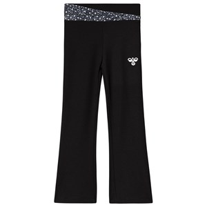 Image of Hummel Runa Leggings Sorte 110 cm (4-5 år) (1419677)