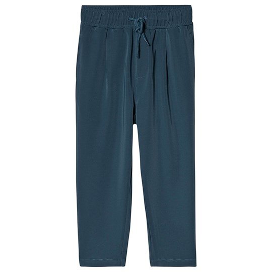 Unauthorized William Track Pants Orien Blue Orien Blue