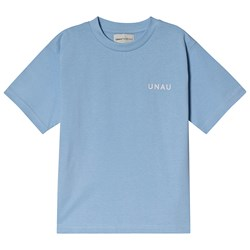 Unauthorized Armando Short T-Shirt Placid Blue