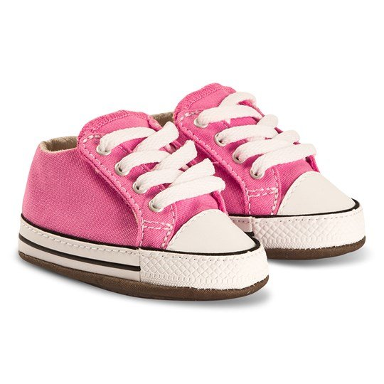 Converse Chuck Taylor Crib Shoes Pink PINK/NATURAL IVORY/WHITE
