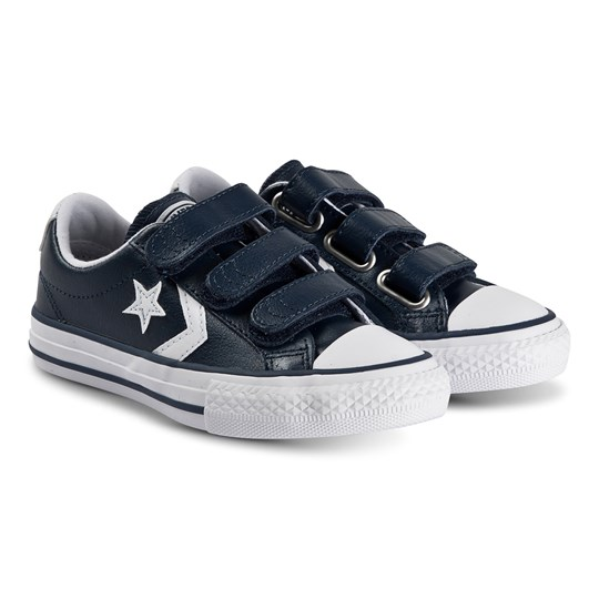 Converse Star Player 3V Sneakers Marinblå Navy/White