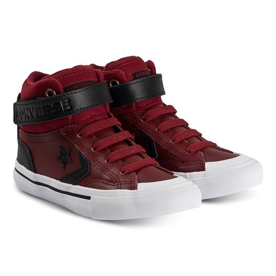 Converse Pro Blaze Hi Top Sneakers Back Alley Brick BACK ALLEY BRICK/EL DORADO