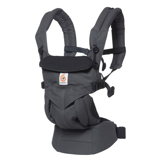 Ergobaby Omni 360 Bärsele All-In-One Charcoal Charcoal