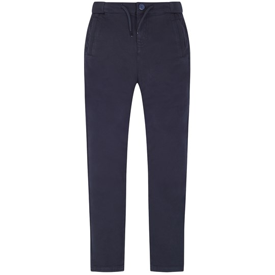 Mayoral Elasticated Waist Stretch Chino Navy 69