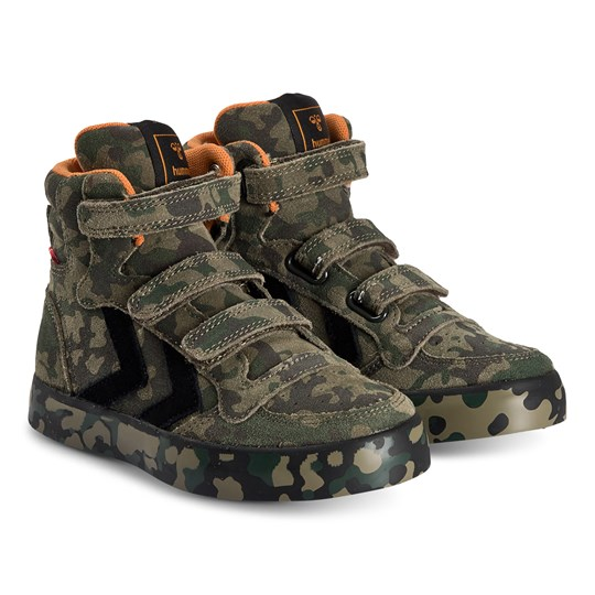 Hummel Stadil Camo Jr Sneakers Camouflage Camouflage