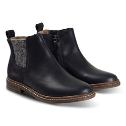 Pom Dapi Brother Boots Navy