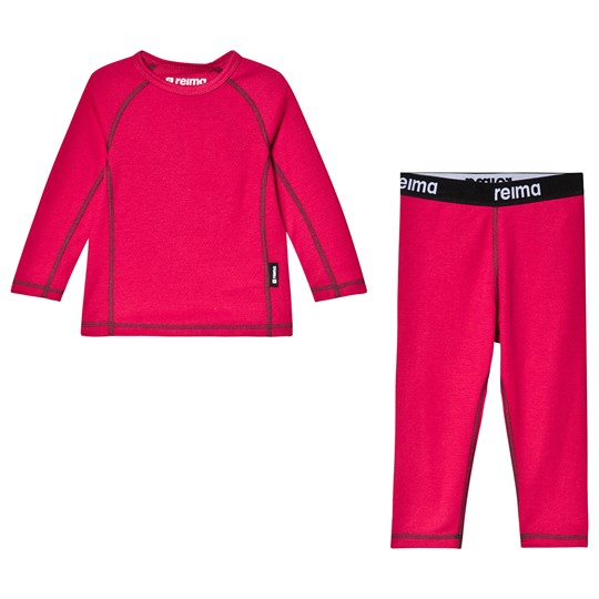 Reima Lani Thermal Set Raspberry Pink Raspberry Pink