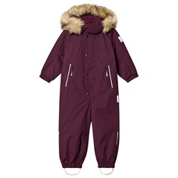 Reima Reimatec® Stavanger Snowsuit Deep Purple