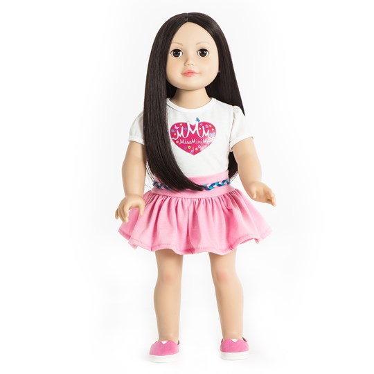 MissMiniMe Miss Sophia Doll White