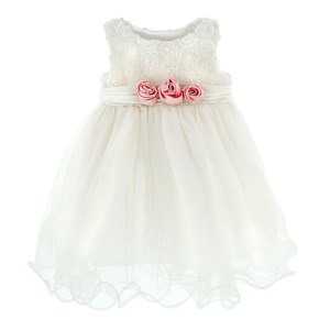 Image of MissMiniMe Dukke Kjole White Dream 4 - 12 years (1480825)