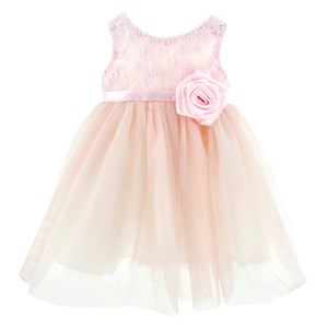 Image of MissMiniMe Dukke Kjole Pink Dream 4 - 12 years (1480824)