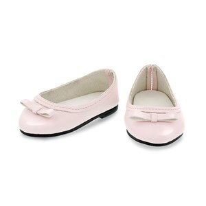 Image of MissMiniMe Ballerina Dukke Sko Pink Dream 4 - 12 years (1480852)