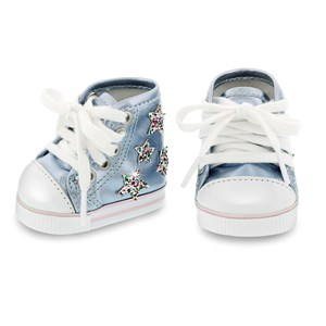 Image of MissMiniMe Superstar Dukke Sneakers 4 - 12 years (1480859)