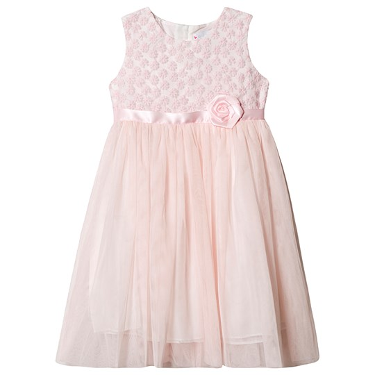 MissMiniMe Dress Pink Dream Pink