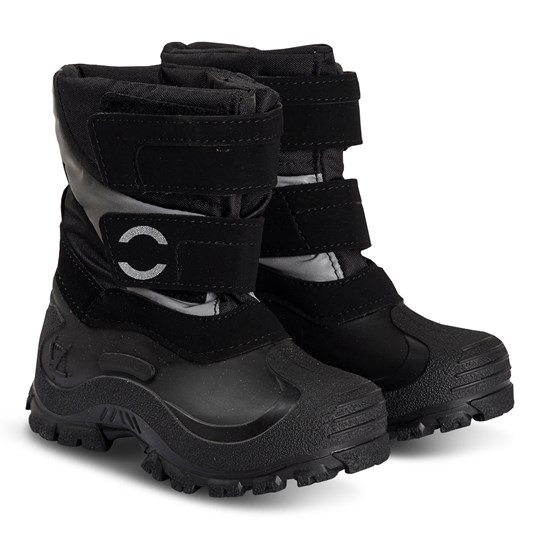 Mikk-Line Winter Boots Black Black
