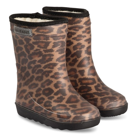 EnFant Thermo Boots Leo Brown Leo brown