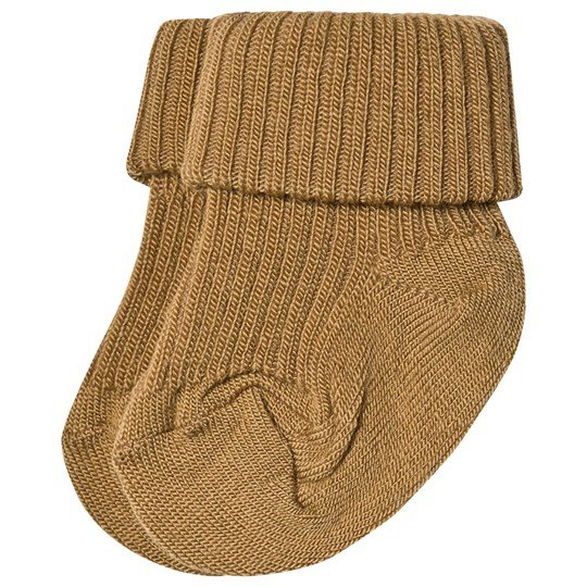 MP Wool Rib Ankle Socks Antique Bronze ANTIQUE BRONZE