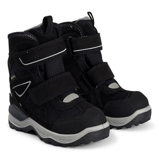 ECCO Snow Mountain Boots Black Black/Black
