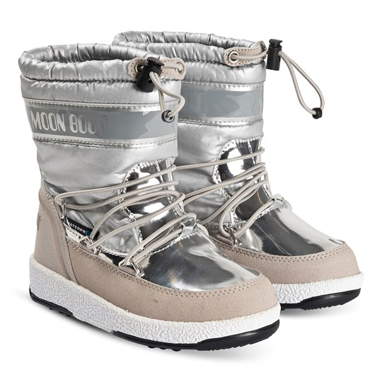 Moon Boot Soft WP Boots Silver Silver