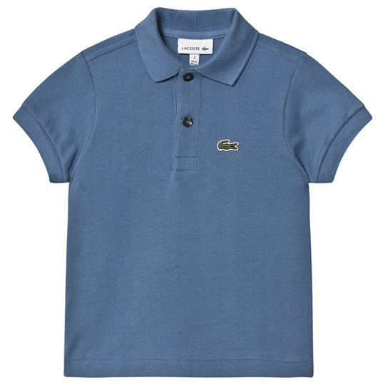 Lacoste Polo Shirt Blue PQ8