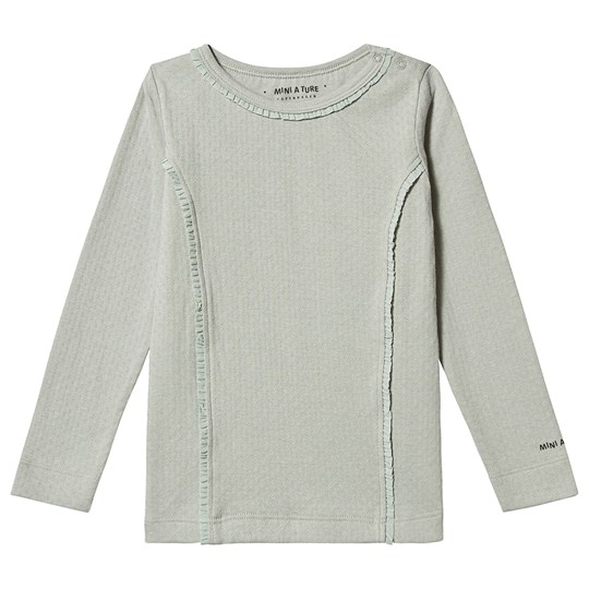 Mini A Ture Aje Top Puritan Grey Puritan Grey