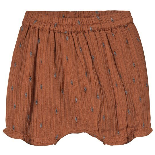 Mini A Ture Kani Bloomers Leather Brown Leather Brown