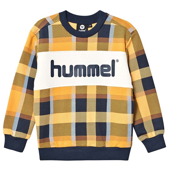Hummel Atlas Sweatshirt Golden Yellow GOLDEN YELLOW