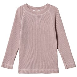 Joha Knitted Sweater Violet Ice