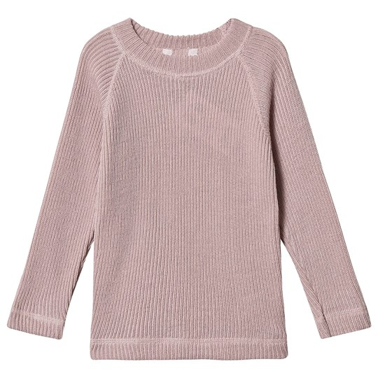 Joha Knitted Sweater Violet Ice Violet Ice