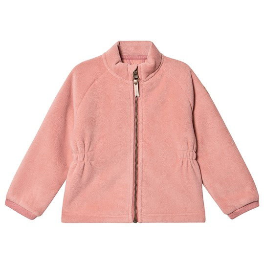 Mini A Ture Iola Fleece Jacket Old Rose Old Rose