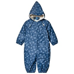 Muddy Puddles 3-in-1 Scamp Snowsuit Amonite Navy