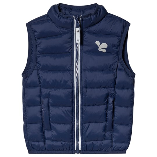 Muddy Puddles Cloud Padded Gilet Navy Navy