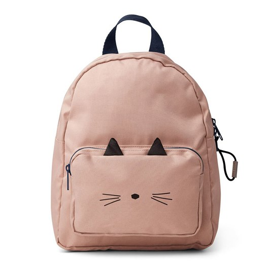 Liewood Allan Backpack Cat/Rose Cat Rose