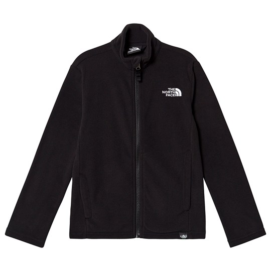 The North Face Snow Quest Fleece med Lynlås Sort KY4