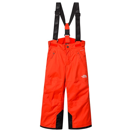 The North Face Snowquest Plus Ski Pants Red 15Q
