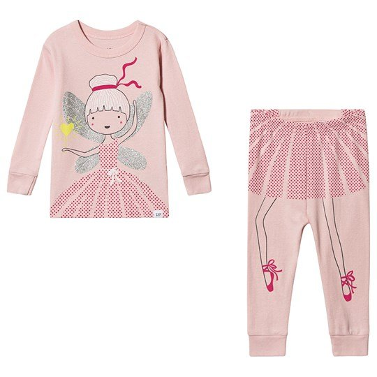 GAP Fairy Pajamas Icy Pink ICY PINK