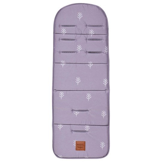 Buddy & Hope Patterned Seat Pad Lilac
