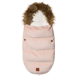Buddy & Hope Corduroy Footmuff Pile Pink